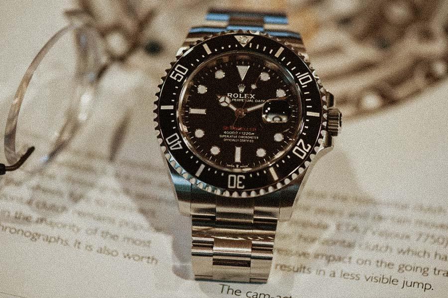 Rolex pulksteņi